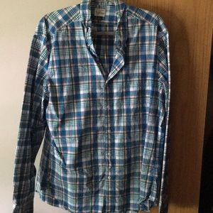 Men's J CREW Button Up, Brand New